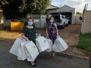 Uzwela Womens Day 2021 gift bags